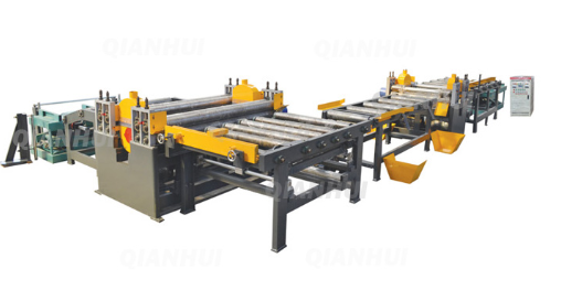 Plywood Hot Press Production Line