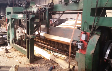 8ft Face Veneer Lathe Max Diameter 2000mm