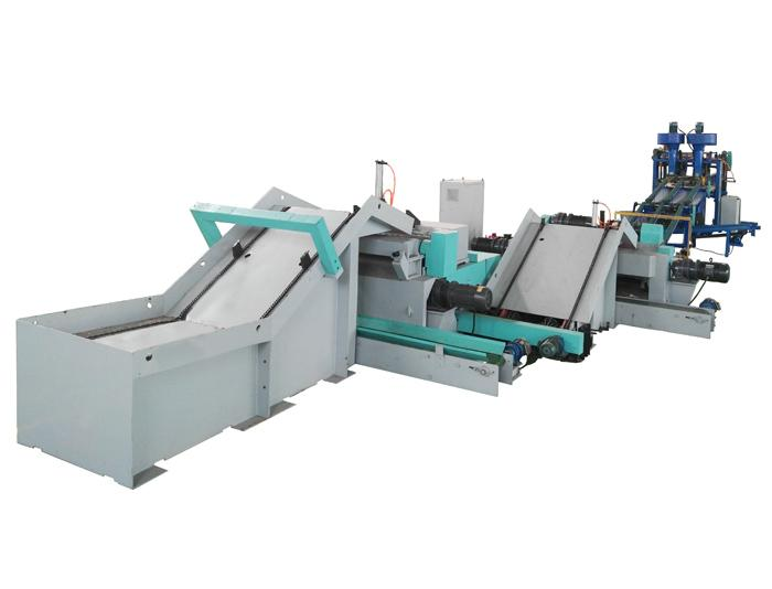 Fully Automatic Veneer Peeling Line Machines