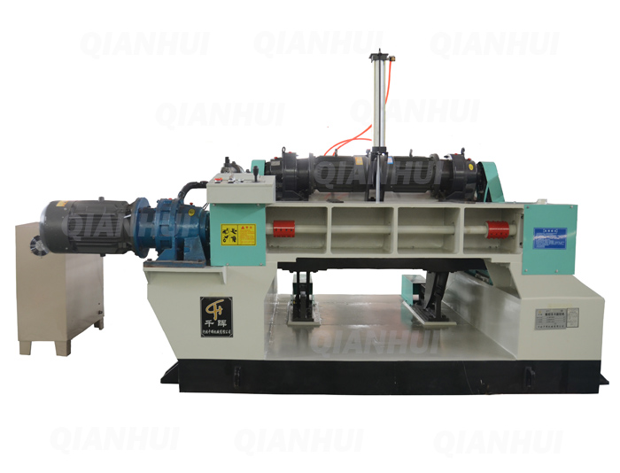 Servo Spindleless Veneer Rotary Lathe for Big Diameter φ 500mm