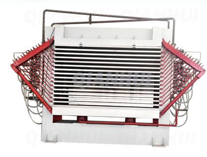 15 Layers Veneer Hot Press Dryer Machine Plywood Veneer Drying Machine