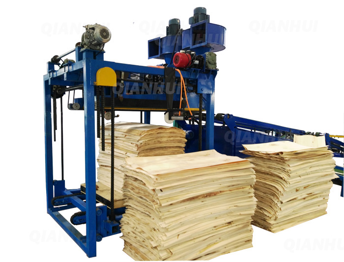 Automatic Vacuum Veneer Stacker Veneer Stacking Machine