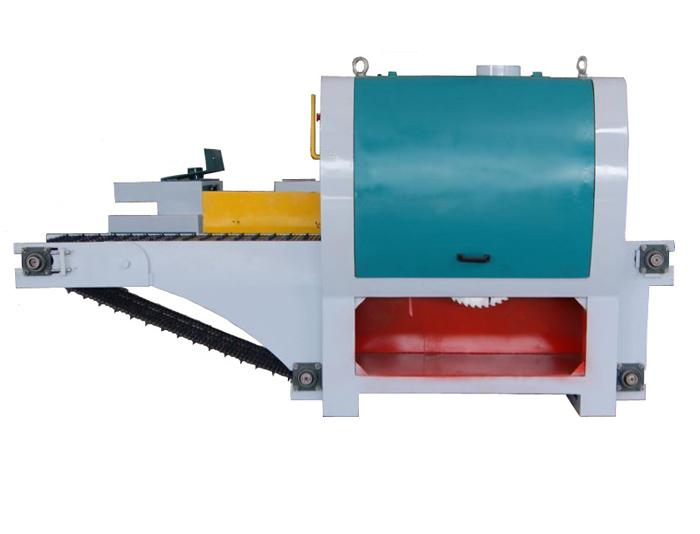 Heavy Duty Multi Blade Rip Saw Machine for Round Timber Log