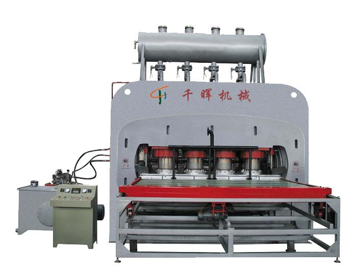 1600Tons Short Cycle Lamination Hot Press Machine