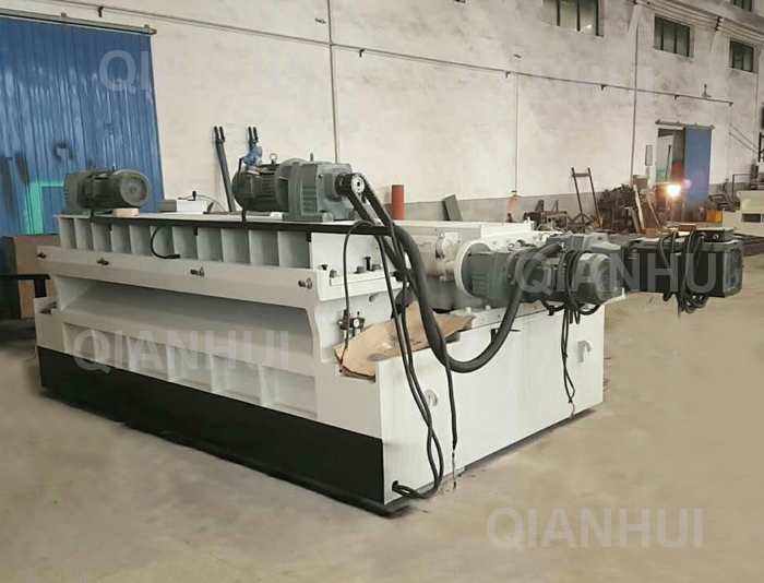 New Type 9ft Face Veneer Spindleless Peeling Lathe Machine