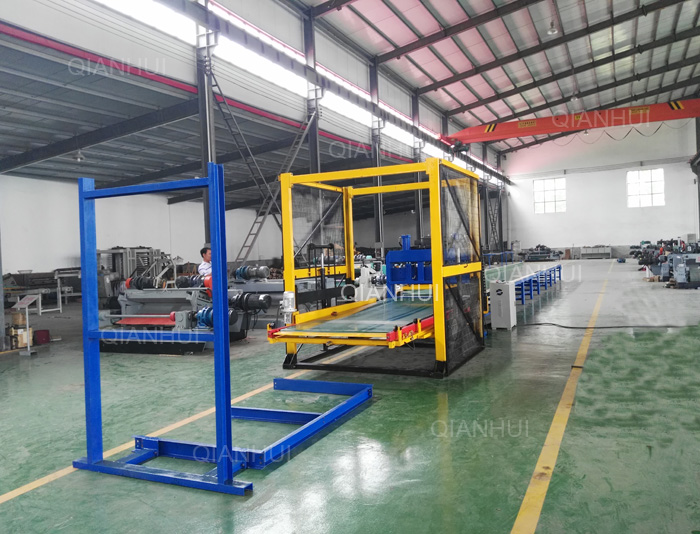 Plywood Forming Machine Veneer Assembly Machine Plywood Forming Line