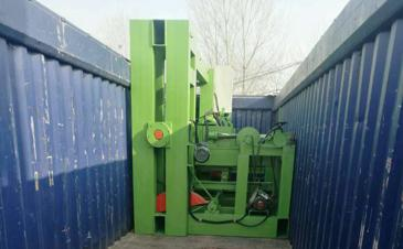 Spindle Veneer Rotary Peeling Lathe Shipped to Africa, 3300 mm Length x 2200 mm Diameter Heavy Duty for Hardwood