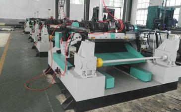 Log Debarker Spindleless Veneer Lathe and Knife Grinder Ready in Stock ,Will Be Deliveried After New Year
