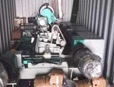 Veneer Peeling Line Machines Shipped To Thailand