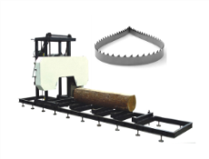 The Saw Wheel Is The Main Part Of The Band Saw Machine