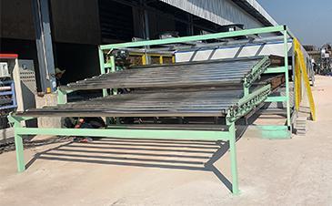 Core Veneer Roller Dryer Machine Shipped To Thailand