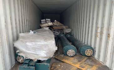 25 Layers Fully Automatic Hot Press Machine Shipped To Malaysia