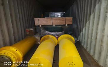 Eight Sets Of Plywood Cold Press Machine Shipped To Malaysia