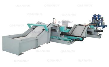 Control Technology Enables The Development Of Log Peeling Machine